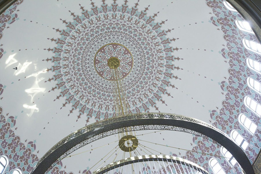 Andel Hamid Ibn Badis Camii
